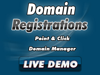 Cut-price domain registration & transfer services